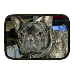 French Bulldog Brindle Netbook Case (Medium)