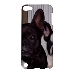 2 French Bulldogs Apple iPod Touch 5 Hardshell Case