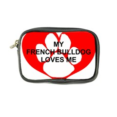 My French Bulldog Loves Me Coin Purse