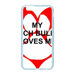 My French Bulldog Loves Me Apple Seamless iPhone 6/6S Case (Color)