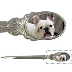 French Bulldog White Letter Openers