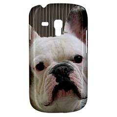 French Bulldog White Galaxy S3 Mini