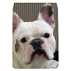 French Bulldog White Flap Covers (S)