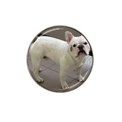 French Bulldog Full Hat Clip Ball Marker (4 pack)