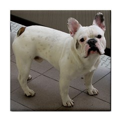 French Bulldog Full Face Towel