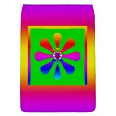 Flower Mosaic Flap Covers (L)