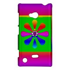 Flower Mosaic Nokia Lumia 720