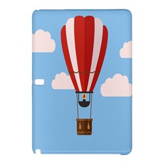 Air Ballon Blue Sky Cloud Samsung Galaxy Tab Pro 10 1 Hardshell Case