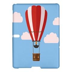 Air Ballon Blue Sky Cloud Samsung Galaxy Tab S (10.5 ) Hardshell Case