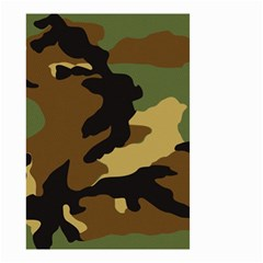 Army Camouflage Small Garden Flag (Two Sides)
