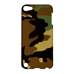 Army Camouflage Apple iPod Touch 5 Hardshell Case