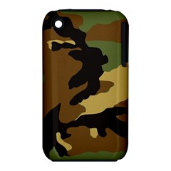 Army Camouflage iPhone 3S/3GS
