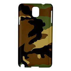 Army Camouflage Samsung Galaxy Note 3 N9005 Hardshell Case