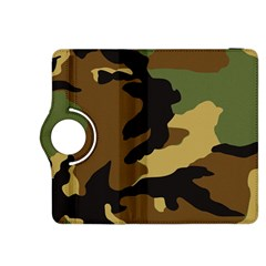 Army Camouflage Kindle Fire HDX 8.9  Flip 360 Case