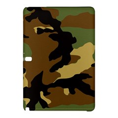 Army Camouflage Samsung Galaxy Tab Pro 10.1 Hardshell Case