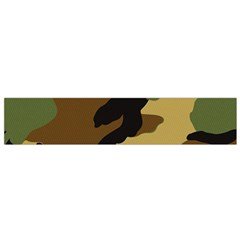 Army Camouflage Flano Scarf (Small)