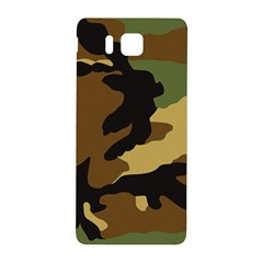 Army Camouflage Samsung Galaxy Alpha Hardshell Back Case