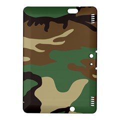 Army Shirt Green Brown Grey Black Kindle Fire HDX 8.9  Hardshell Case