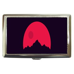Awesome Photos Collection Minimalist Moon Night Red Sun Cigarette Money Cases