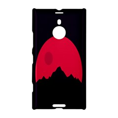 Awesome Photos Collection Minimalist Moon Night Red Sun Nokia Lumia 1520