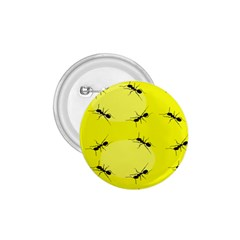 Ant Yellow Circle 1.75  Buttons