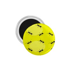 Ant Yellow Circle 1.75  Magnets