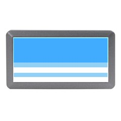 Blue Horizon Graphic Simplified Version Memory Card Reader (Mini)