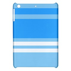 Blue Horizon Graphic Simplified Version Apple iPad Mini Hardshell Case