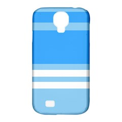 Blue Horizon Graphic Simplified Version Samsung Galaxy S4 Classic Hardshell Case (PC+Silicone)