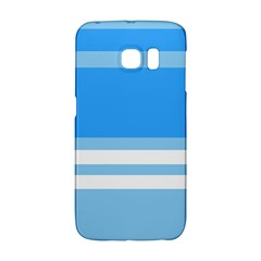 Blue Horizon Graphic Simplified Version Galaxy S6 Edge