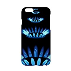 Blue Flame Apple iPhone 6/6S Hardshell Case