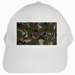 Army Shirt Grey Green Blue White Cap