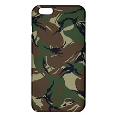 Army Shirt Grey Green Blue Iphone 6 Plus/6s Plus Tpu Case