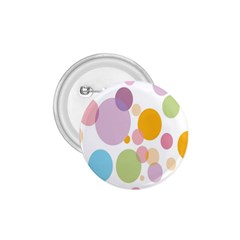 Bubble Water Yellow Blue Green Orange Pink Circle 1 75  Buttons