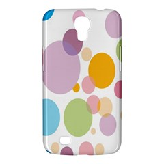 Bubble Water Yellow Blue Green Orange Pink Circle Samsung Galaxy Mega 6.3  I9200 Hardshell Case