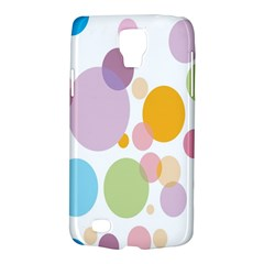 Bubble Water Yellow Blue Green Orange Pink Circle Galaxy S4 Active