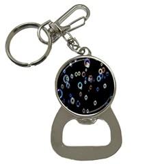 Bubble Light Black Button Necklaces