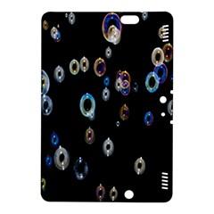 Bubble Light Black Kindle Fire HDX 8.9  Hardshell Case