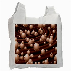 Choco Bubbles Recycle Bag (Two Side)