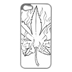 Images (1) Apple iPhone 5 Case (Silver)