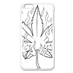Images (1) Apple iPhone 6 Plus/6S Plus Enamel White Case