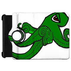 Tentacle Monster Green  Kindle Fire HD 7