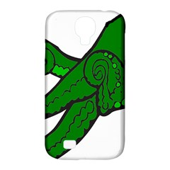 Tentacle Monster Green  Samsung Galaxy S4 Classic Hardshell Case (PC+Silicone)