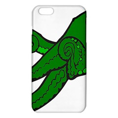 Tentacle Monster Green  iPhone 6 Plus/6S Plus TPU Case