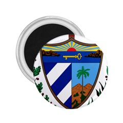 Coat of Arms of Cuba 2.25  Magnets