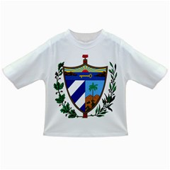 Coat of Arms of Cuba Infant/Toddler T-Shirts