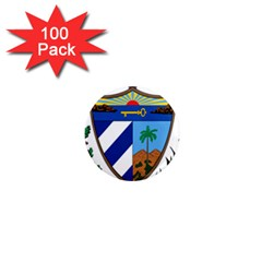 Coat of Arms of Cuba 1  Mini Magnets (100 pack)