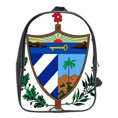Coat of Arms of Cuba School Bags(Large)