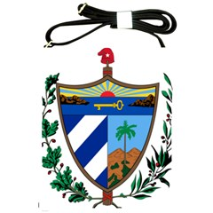 Coat of Arms of Cuba Shoulder Sling Bags