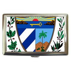 Coat of Arms of Cuba Cigarette Money Cases